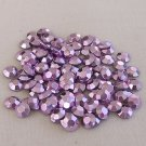 4mm Hot Fix Rhinestuds Light Amethyst 1gross(144pcs)
