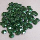 4mm Hot Fix Rhinestuds Green 1gross(144pcs)