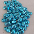 4mm Hot Fix Rhinestuds Sky Blue 1gross(144pcs)