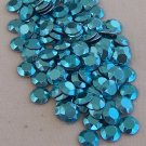 5mm Hot Fix Rhinestuds Sky Blue 1gross(144pcs)