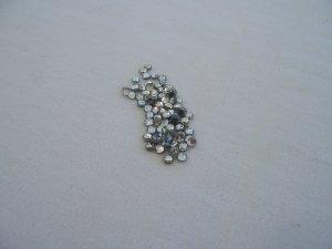 10ss (3mm) Hot Fix Rhinestones Crystal 1gross (144pcs)