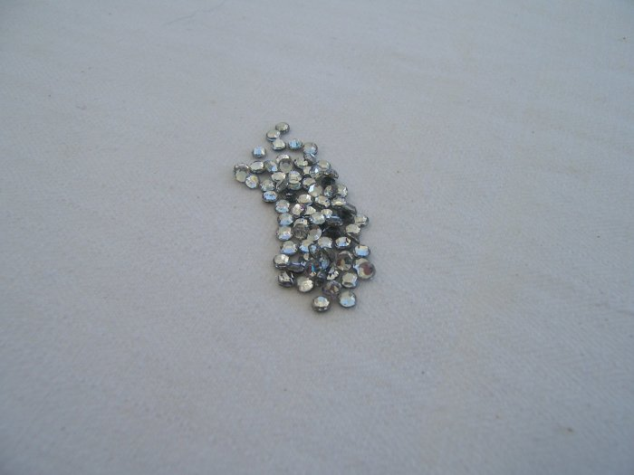 16ss (4mm) Hot Fix Rhinestones Crystal1gross (144pcs)