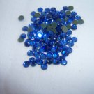 16ss (4mm) Hot Fix Rhinestones Blue 1gross (144pcs)