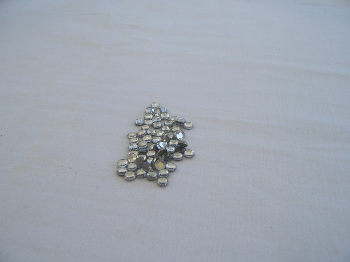 20ss (5mm) Hot Fix Rhinestones Crystal 1gross (144pcs)