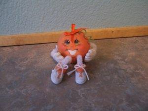 Hand painted Ceramic Pumpkins