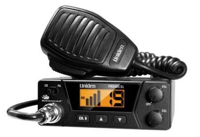 Uniden Pro 505Xl