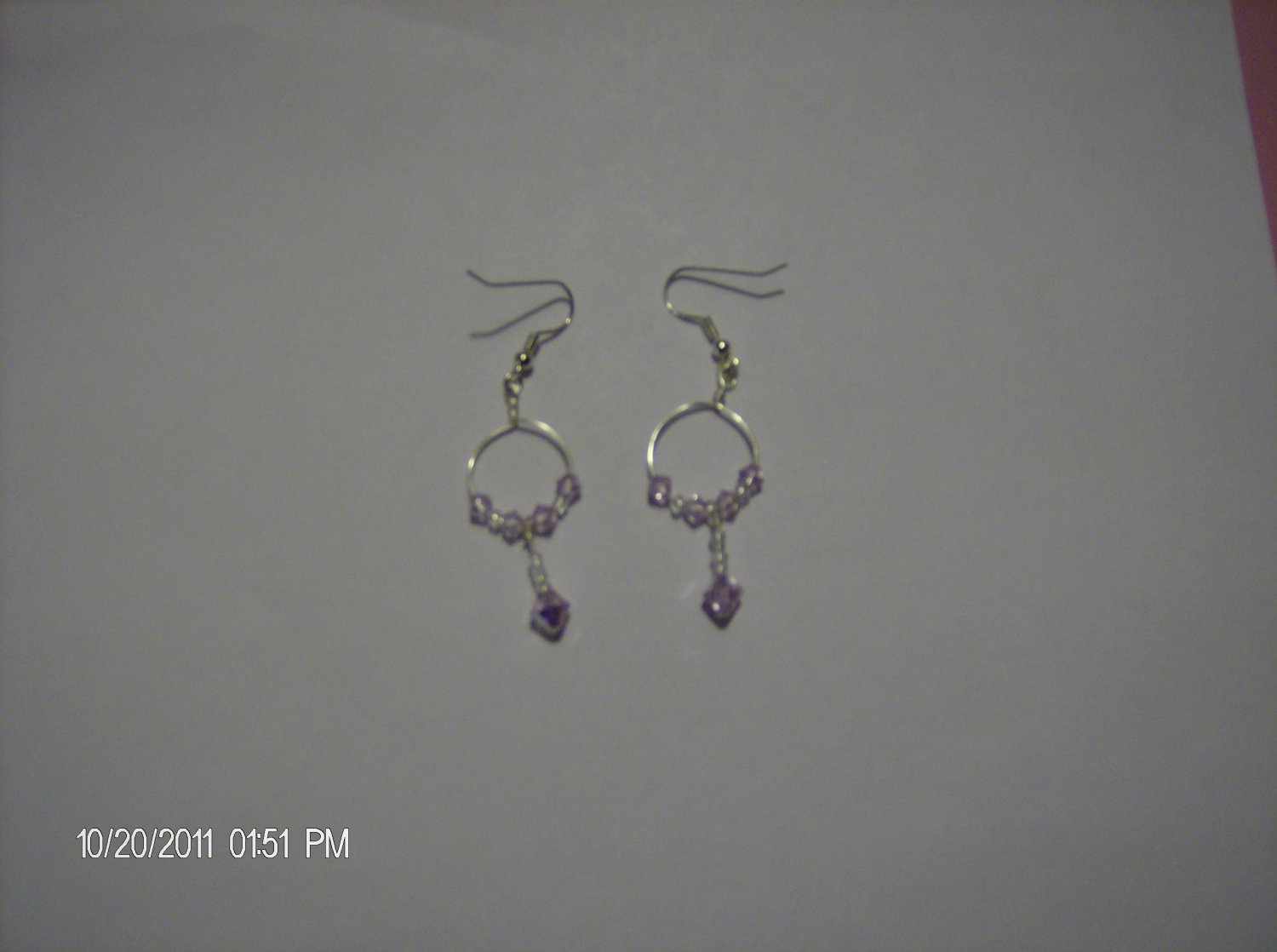 Crystallized Swarovski Element earring