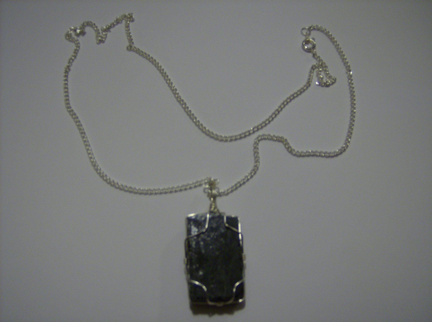 Vermont Green necklace