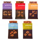 gardenbar® GB-Var Healthy Vegan Gluten-free 5-Flavor Variety Pack (2 Each) Snack Bar 1.7oz 10 Pack
