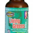 Jay Kordich Organics JKO-LGC-120-Vegan-Caps Living Greens Multivitamin Capsules