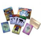 Superman FD-001 FitDeck Exercise Flash Cards for Kids