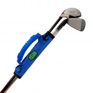 Extra Caddy EC-002 Blue Golf Club Holder
