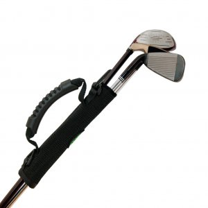 Extra Caddy EC-001 Black Golf Club Holder