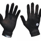 "ISGLOVES Simple Touch Screen Glove Black/Black Medium (6.75""-7.5"")"