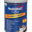HealthSMART Gourmet Organic Coffee 12oz Canister