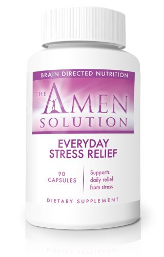 The Amen Solution Everyday Stress Relief