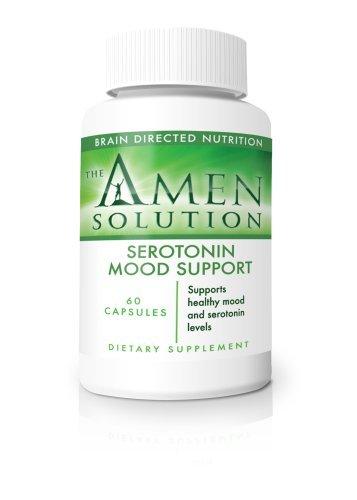 The Amen Solution Serotonin Mood Support