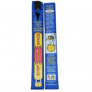 Super Grip Lock - Deadbolt Accessory, Pack 2