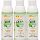 EatCleaner Fruit and Veggie Wash, 4 oz. Concentrate/Refill, Pack of 3