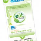 Eat Cleaner 32-Ct Pack Travel Wipes Kit