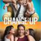 THE CHANGE UP BLU-RAY DVD COMBO PACK ! NEW +DIGITAL COPY