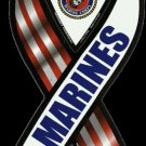 U.S. Marine Corps Ribbon Magnet