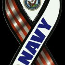U.S. Navy Ribbon Magnet