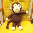 Monkey  Plush Toy Amigurumi