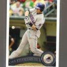 2011 Topps Pro Debut  #14  KIRK NIEUWENHUIS   Mets