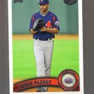 2011 Topps Pro Debut  #21  JORGE PADRON   Red Sox