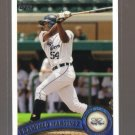 2011 Topps Pro Debut  #39  FRANCISCO MARTINEZ   Tigers