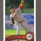 2011 Topps Pro Debut  #47  DRAKE BRITTON   Red Sox