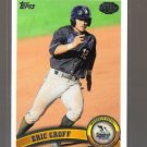 2011 Topps Pro Debut  #68  ERIC GROFF   Diamondbacks