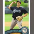 2011 Topps Pro Debut  #83  SCOTT REMBISZ   Marlins