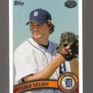 2011 Topps Pro Debut  #95  COLE NELSON   Tigers