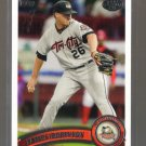 2011 Topps Pro Debut  #108  JAMES ROBINSON   Astros