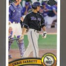 2011 Topps Pro Debut  #124  CHRIS JARRETT   Diamondbacks
