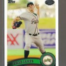 2011 Topps Pro Debut  #169  CHAD JAMES   Marlins