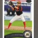 2011 Topps Pro Debut  #175  MATT VALAIKA   Cardinals