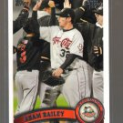 2011 Topps Pro Debut  #192  ADAM BAILEY   Astros