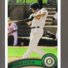 2011 Topps Pro Debut  #214  CHAD LEWIS   A's