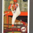 2011 Topps Pro Debut  #232  TYRELL JENKINS   Cardinals
