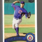 2011 Topps Pro Debut  #275  DALLAS BEELER   Cubs