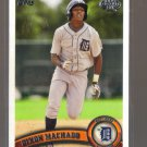 2011 Topps Pro Debut  #325  DIXON MACHADO   Tigers