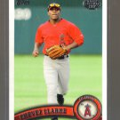 2011 Topps Pro Debut  #326  CHEVEZ CLARKE   Angels