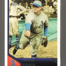 2011 Topps Lineage  #3  JIMMIE FOXX   A's