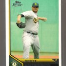 2011 Topps Lineage  #18  BRETT ANDERSON   A's