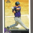 2011 Topps Lineage  #19  LARRY WALKER   Rockies
