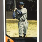 2011 Topps Lineage  #27  GEORGE SISLER   Browns