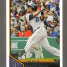 2011 Topps Lineage  #43  VICTOR MARTINEZ   Tigers